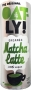 BEBIDA DE AVENA MATCHA LATTE - 235ML.