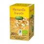 MANZANILLA INFUSION - 20 FILTROS