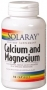 CALCIUM AND MAGNESIUM - 90 CAPSULAS