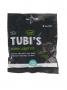 TUBIS CON MENTA REGALIZ DULCE - 80GR.